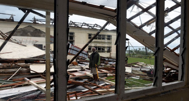 21 Dead, 4 Missing After Cyclone Winston