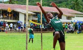 Kinibaka Jumps To New Record