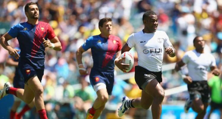 Fiji Thrash France 49 – 5