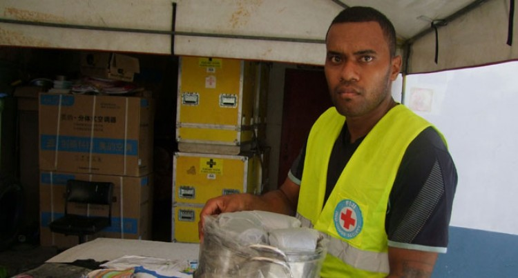 Fiji Red Cross Joins Government In Damage Assessment