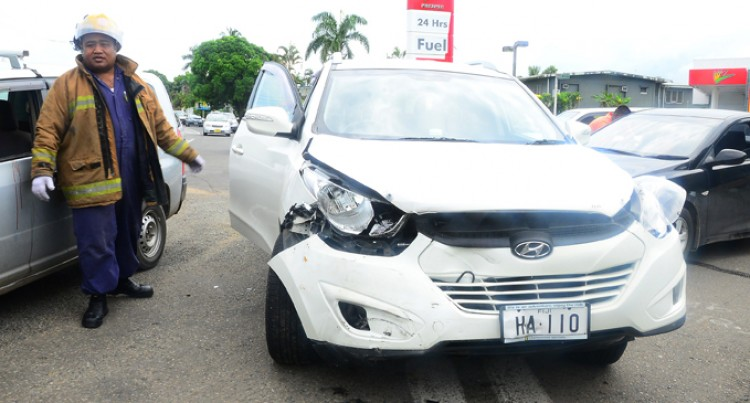 Lucky Escape For Family Of Four