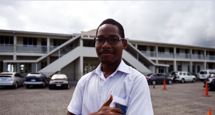 Hope Attributes Success To School