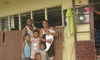 Families Safe, Homes Damaged