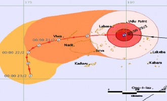 Winston Biggest Cyclone To Hit Us