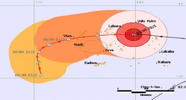 Winston Biggest Cyclone To Hit Us