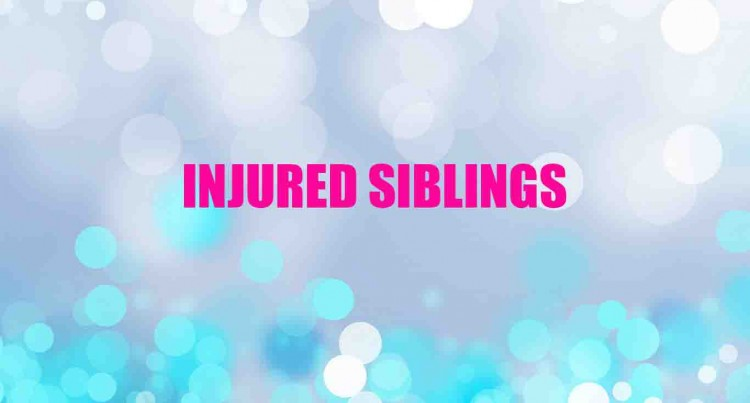 Brother Worries Over Injured  Siblings