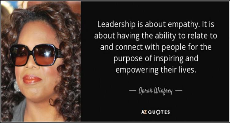 Leaders Must Empathise – Shane's Story lessons