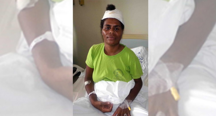 Delakado mother recalls ordeal