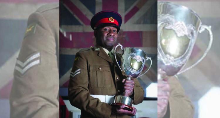 Fijian British Army Wins Top Prize