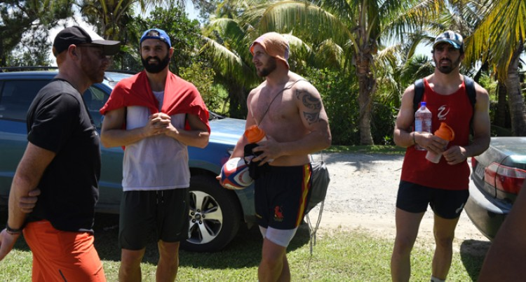 Spain 7s Team Prepare In Fiji