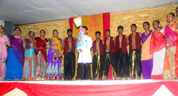 Vasant Panchami Special For Lami Youth Group
