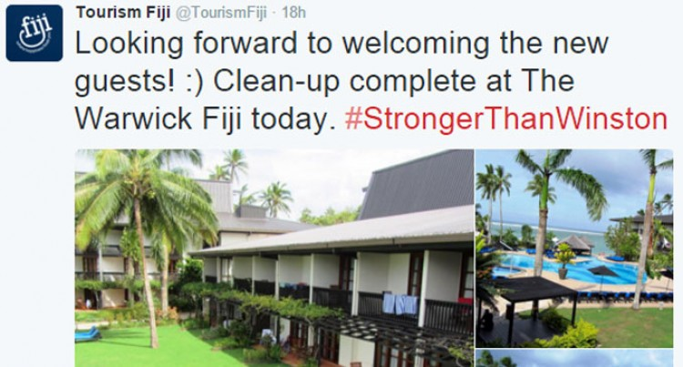 Fiji Open For Tourism: A-G