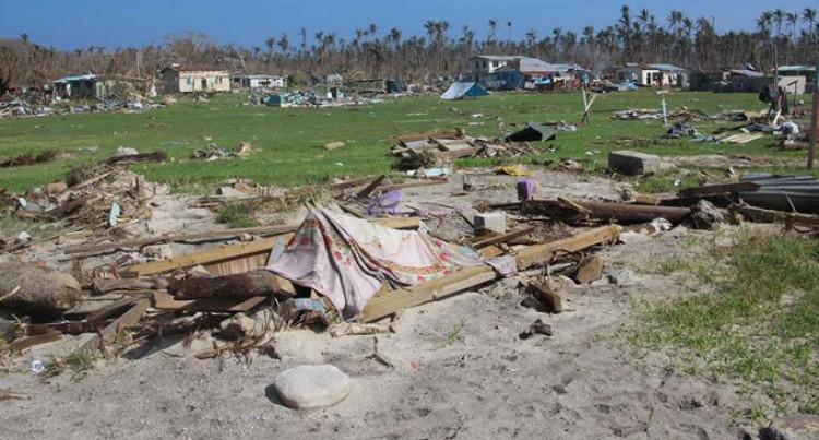 Nothing Spared  On Yacata Island
