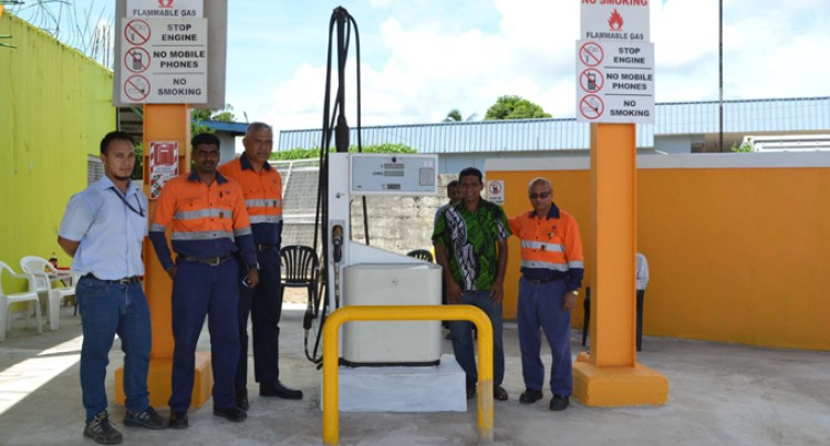 Fiji Gas opens first auto gas station in North