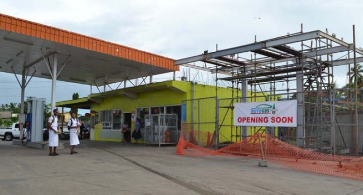 North's 1st $300K Auto Gas Station Set For Opening