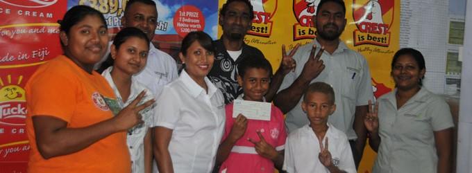Mereoni Wins $10,000