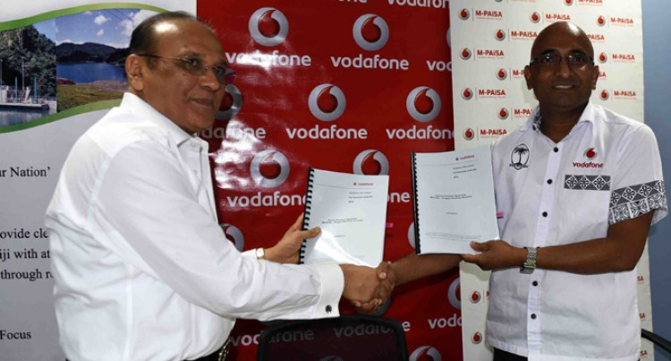 FEA And Vodafone Launch Prepay Electricity Tokens Via Mobile Phones
