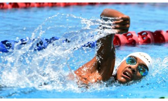 Swimmers Gear For Oceania Champs