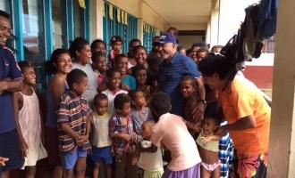PM Bainimarama Heads To Tailevu North