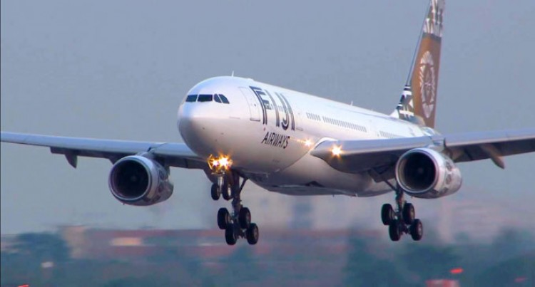 Flights Affected For Fiji Airways, Fiji Link