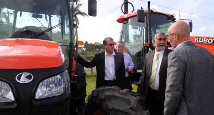 Big Opportunities In Fijian Dairy Industry: NZ Foreign Minister
