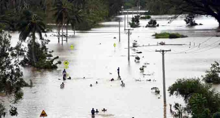 Villagers Stranded