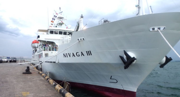New  Vessel Boosts Connectivity