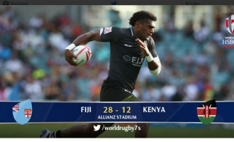 Fiji To Meet NZ In Semi-final