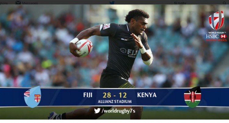 Fiji To Meet NZ In Semi-final