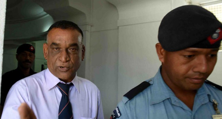 Maharaj Gets Four Years, 11 Months