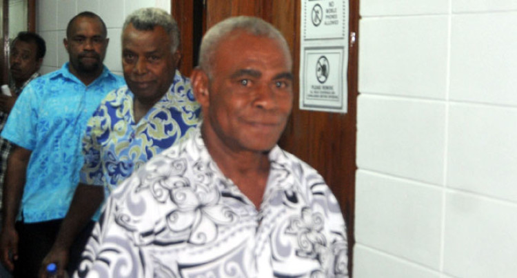 Nadroga Sedition Accused Dies