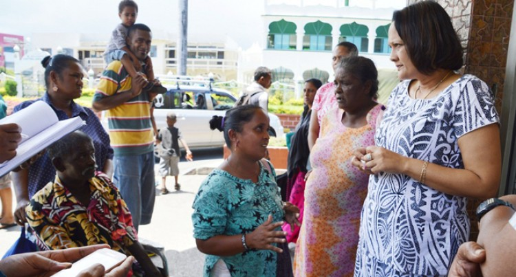 Ministry Reaches Out To Street Beggars