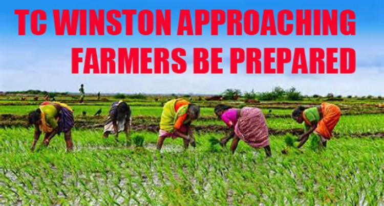Farmers Be Prepared