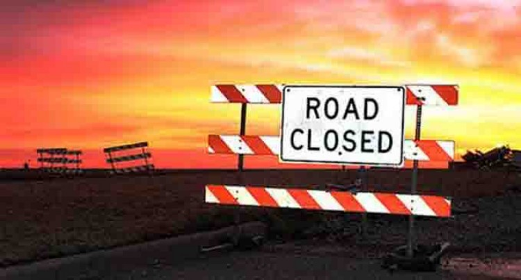 ALERT-TC Winston Road Closures