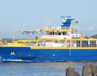 New Ferry To Boost Island Shipping