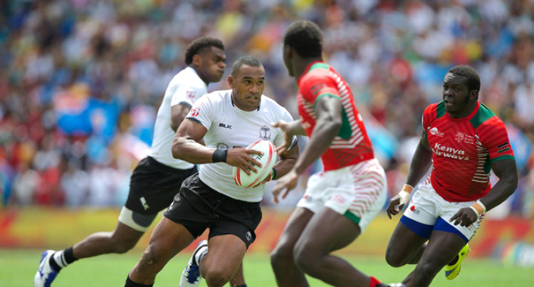 Fiji Faces Argentina, Samoa And France