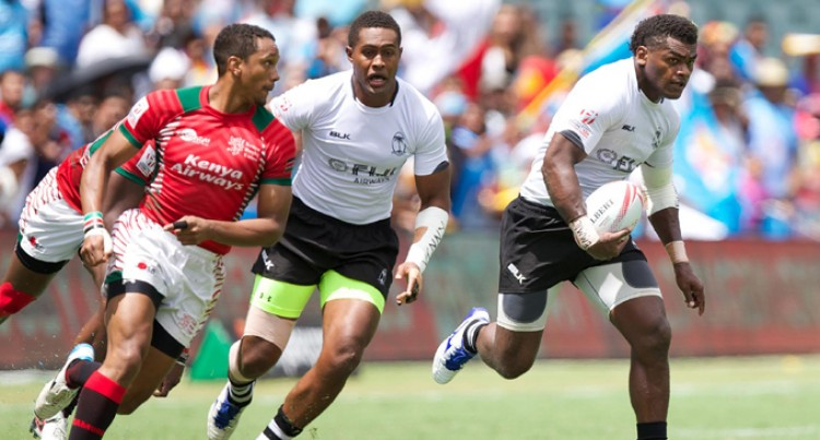 Fijians Edge Out Kenya