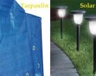 Short Supply Of Tarpaulin, Portable Solar Lights For Tavua Farmers