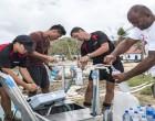 Kiwi Troops Help Bring Back Smiles, Hope: Naupoto