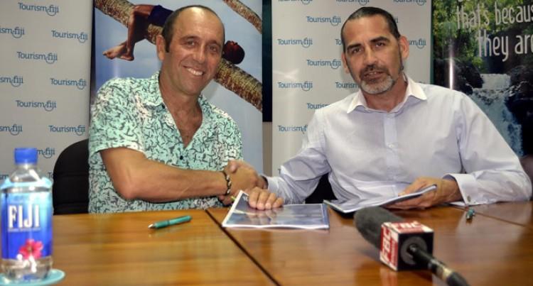 Fiji to Host Paddle Championship