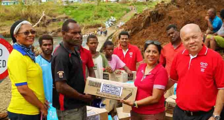 Unilever Asia Pacific Limited Donates Towards Relief Efforts