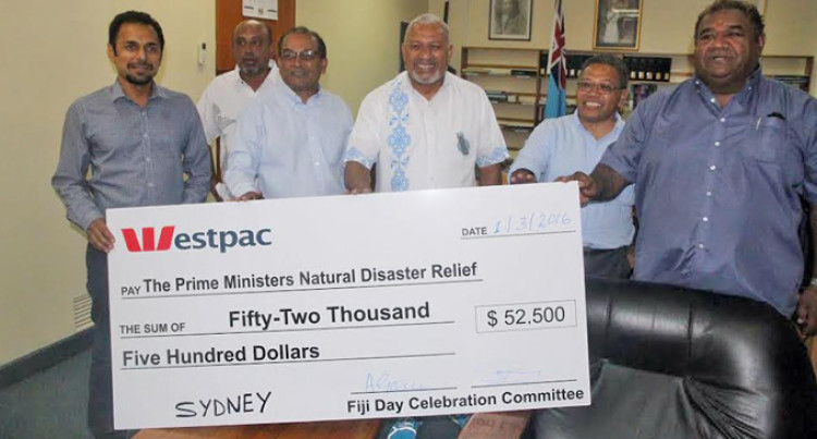 $52.5K Boost From  Fijians In Sydney