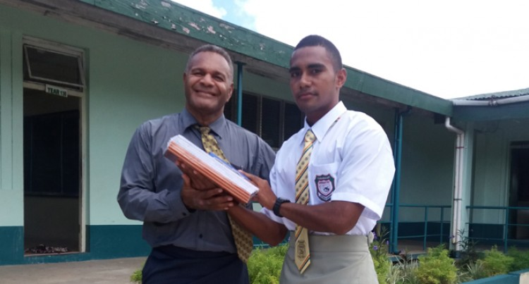 Vanuabalavu Student Ready For Urban Education