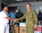 Australian Defence Donates Emergency Spare Parts