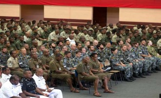 Australian Defence Force Conducts Disaster Awareness Workshop