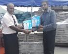 CJ Patel Donates Baby Supplies To NDMO