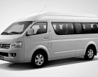Try out the Foton View CS2 Van