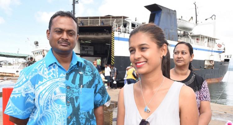 Teacher Sarita Kumar keen to Return to Vanuabalavu