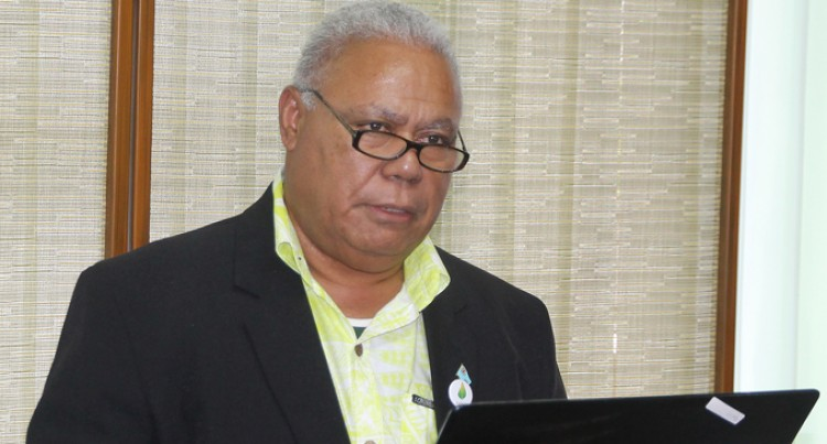 Disaster Risk Reduction Project For Safer Fijian Communities