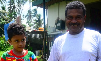 Yams To Remember His Family In Vanuabalavu